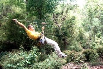 Tarzan Style Adventure