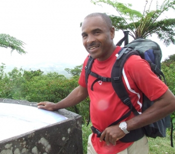Hiking guide Christian Bapin: breathtaking experience