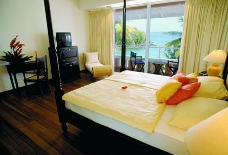 Superior Ocean View Room At Blue Haven Hotel Tobago
