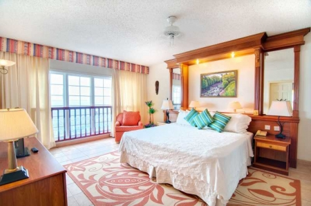 Ocean View Suite (example)