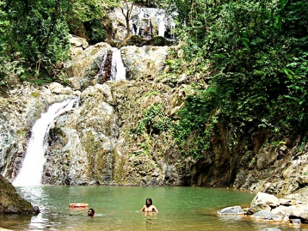 Tobago: Argyle Waterfall