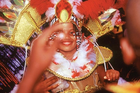 Carnival in Trinidad: unique in the world