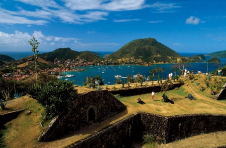 Fort Napoleon in Les Saintes